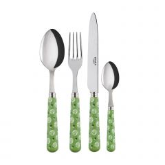 24 pieces set - Provencal - Garden green
