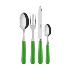 4 pieces set - Pop unis - Streaming green