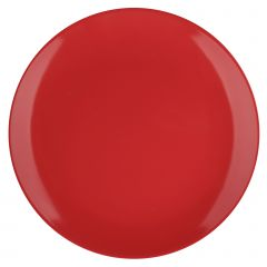 Dinner plate - Numero 1 - Red